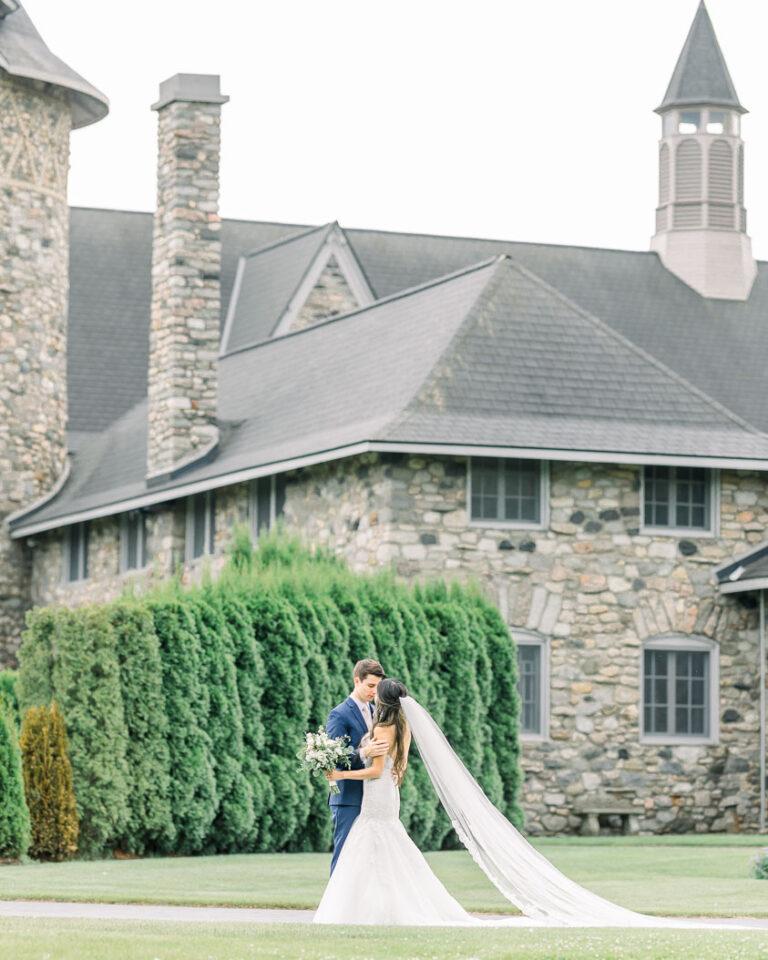 Castle Farms Wedding by Chinling Photography