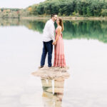 Seven Lakes State Park Engagement